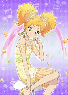 Yuzy aikatsu stars
