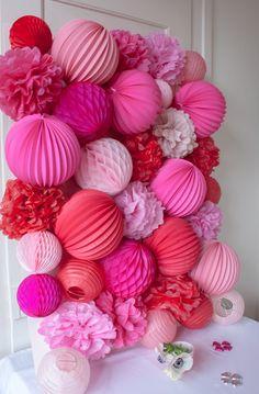 Bouquet de lampions