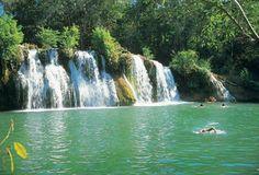 Parque das Cachoeiras, Bonito, Mato Grosso do Sul