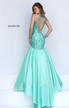 Sherri Hill Prom 2016 Dress