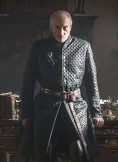 "Tywin Lannister - First Photos from ""Game of Thrones"" Season 3 - Charles Dance"