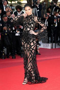 Every outfit Kendall Jenner's worn to Cannes 2016