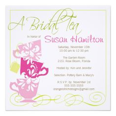 ==>>Big Save on          Bridal Shower Invitation - Tea           Bridal Shower Invitation - Tea Yes I can say you are on right site we just collected best shopping store that haveThis Deals          Bridal Shower Invitation - Tea Here a great deal...Cleck Hot Deals >>> http://www.zazzle.com/bridal_shower_invitation_tea-161752703665782601?rf=238627982471231924&zbar=1&tc=terrest