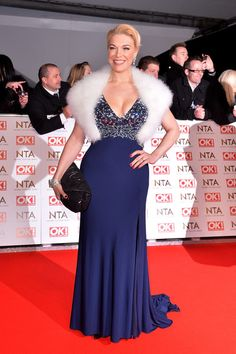 Hannah Waddingham Photos - Hannah Waddingham attends the National Television Awards at 02 Arena on January 2015 in London, England. - Hannah Waddingham Photos - 10 of 21 Red Priestess, Game Of Thrones Cast, All About Time, Awards, January 21, Actors, Costumes, Formal Dresses, London England