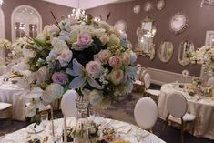 Elegant Sophisticated, Wedding Flowers, Table Decorations, Furniture, Home Decor, Decoration Home, Room Decor, Home Furnishings, Wedding Ceremony Flowers