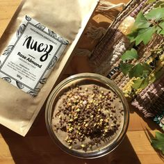 Recipe: Superfood Mushroom Smoothie with Nuez Rose Almond Milk