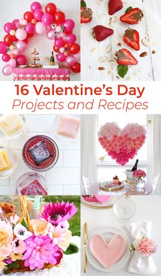 16 Valentine's Day Projects and Recipes – A Beautiful Mess