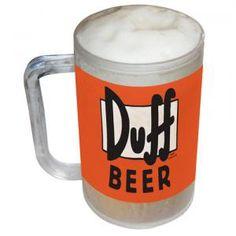 #Taza #Enfriadora de Los #Simpson ¡Sus bebidas siempre frescas! Producto oficial.