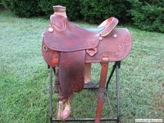 Lankford Made Custom Leather Saddles Franklin, TN