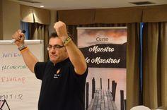 7ª EDICIÓN MAESTRO DE MAESTROS, nov 14.   Segundo e intenso día...  #maestrodemaestros #josepecoach #coaching