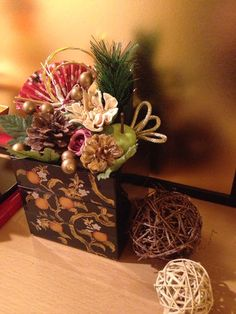 インテリア:お正月の飾り