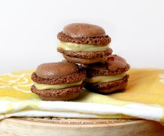 Macarons - I have to try these