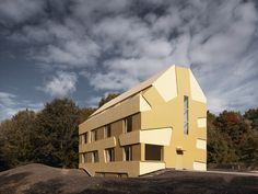 Home for Children and Adolescent / J. Mayer H. Architects