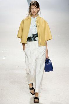 За самый актуальный силуэт и цветовое решение.  3.1 Phillip Lim Spring 2014 Ready-to-Wear Collection Slideshow on Style.com