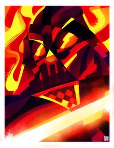Darth Vader by ~lerms