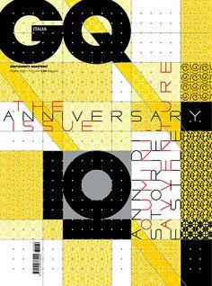GQ Anniversary #grid