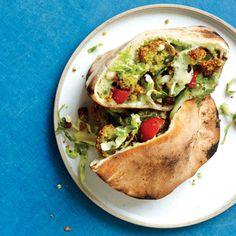 Fresh Herb Falafel Recipe