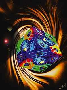 Premium Glasbilder Artland Glas Bild günstig Werbung Kunst Walter Zettl: Würfelspiel 2 Größe: 80 x 60 cm Riesenauswahl in unsrem Händlershop! Artland http://www.amazon.de/dp/B00U0R8ROE/ref=cm_sw_r_pi_dp_GIABvb12NP8ZK