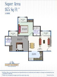 Revanta Smart city Floor Plan Dwarka Delhi
