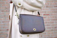 vintage coach purse...sweet!