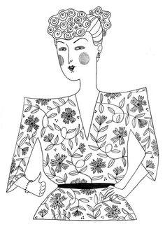 Ellen Surrey Illustration