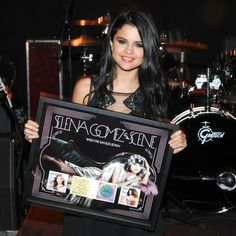 Congrats on going Gold Selena :-) #SelenaGomez #fashion #movies #Unicef and #music   SELENA GOES FOR THE GOLD (RECORD)!
