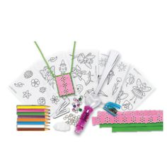 Is your kid more of the creative type? Browse our selection of fun kids Arts & Crafts projects, including our line of American Girl items! Kids Craft Sets, Art For Kids, Crafts For Kids, Shrinky Dinks, Arts And Crafts Projects, Cool Kids, Party Supplies, Fairy, Birthday Parties