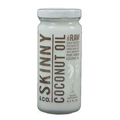 Buy Skinny Coconut Oil 8.5 oz. by Skinny Coconut Oil on OpenSky