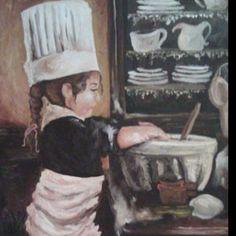 Cookie Chef by Amanda Dunbar