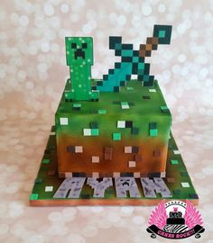 Minecraft - Cake by Cakes ROCK!!!