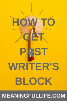 """What do you do about writer's block? Best-selling author Rabbi Simon Jacobson shares this one tip: Think, """"What need am I filling with the article or book I want to write?"""" Write with the intention of solving a dilemma. This will allow you to shift your focus away from yourself (writer's block is you getting in your own way) to serving the needs of others. Do not try to force your writing. Instead, identify a problem or crisis you want to resolve. The greater the problem and the need the…"""