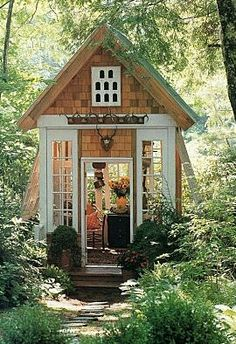Welcoming Shed