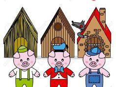 Trzy świnki małe (Tre små grisar) piosenka norweska, WERSJA ROBOCZA - YouTube