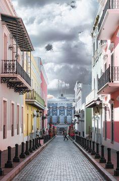 ViejoSan Juan, Puerto Rico | by Jack Metthey