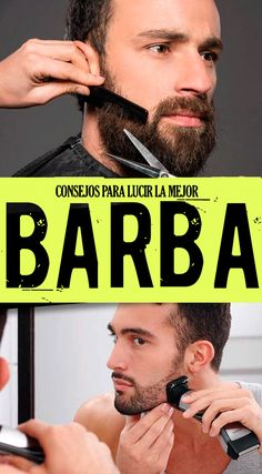 Consejos para lucir la mejor barba. Moda de hombres, barbería, consejos de barbería, moda y estilo, moda masculina, barba, mejor barba, guía de barbería, guía para barba, barba con estilo, consejos para afeitarse, recorte de barba, cuidado de barba, Tips to wear the best beard, Men's fashion, barber shop, barbershop tips, fashion and style, men's fashion, beard, best beard, barber shop guide, beard guide, stylish beard, shaving tips, beard trim, beard care. Stylish Beards, Stylish Men, Patchy Beard, Shaving Tips, Beard Haircut, Beard Model, Moda Casual, Beard Trimming, Man Up