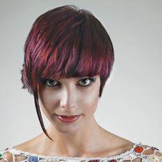 Collezione: Moda Autunno-Inverno 2014 Hairstylist: Unali  #moda #capelli