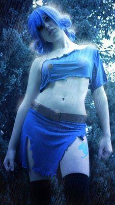 Juvia- Fairy Tail Cosplay