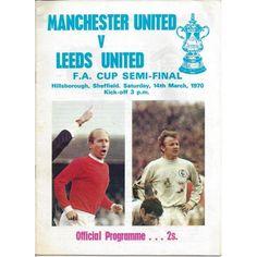 f a cup final programmes - Google Search