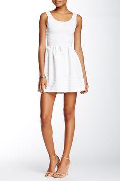 Love...Ady |         Sleeveless Texture Stripe Knit Dress | Nordstrom Rack