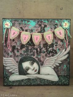 Lisa Lectura Creations: angels