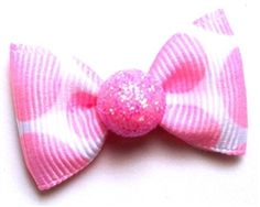Bubble Gum Barrette