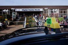 Entreprise et Particulier – taxis jaunes Rouen Metropole