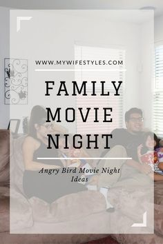 Angry Bird family movie night- Fun ideas on how to spice up any ordinary movie night for your kids #angryforsavings #ad