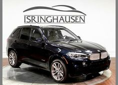 2014 BMW X5 M Sport Carbon Black Front Side View. Soon to be mine!