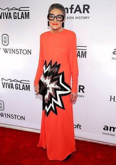 Best Dressed: amFAR Inspiration Gala 2015 | NYLON