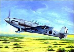 Heinkel He-112B-0 of the Nationalist  SCW