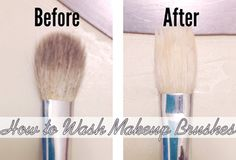 Learn how to make your own makeup brush cleaner at home with our DIY recipe and step-by-step guide.