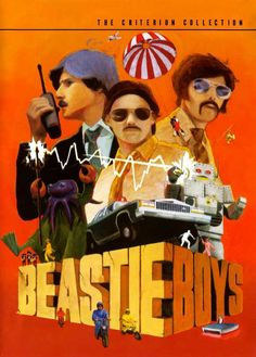 Beastie Boys Video Anthology collection poster