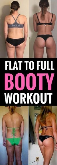 6 simple exercises to get your booty to pop