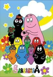 The Barbapapas- I loved these books!